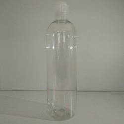 Bouteille 500 ml + capsule