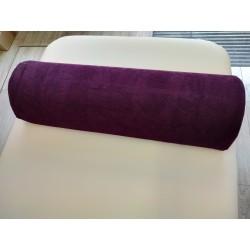 Housse Coton pour coussin 1/2 cylindre large
