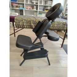 Chaise de Massage Portable 8KG + Large + Robuste - Sahs housse