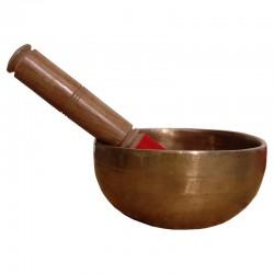 Bol chantant Tibétain - Note Si // 540g