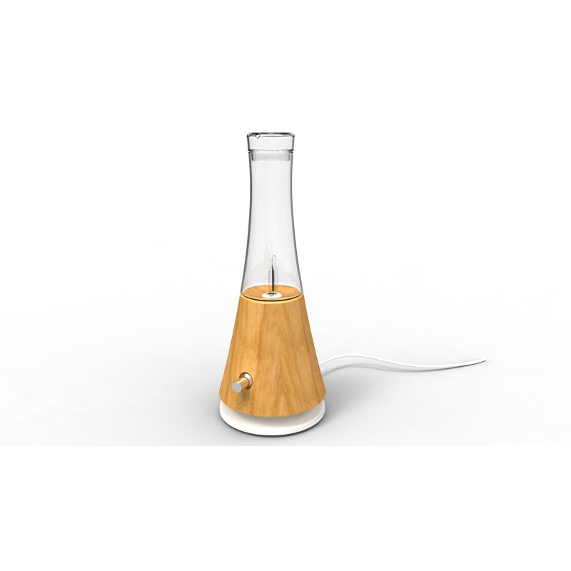 simplia diffuseur huiles essentielles en bois. Black Bedroom Furniture Sets. Home Design Ideas